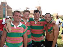 Baylor Alumni Rugby Game
