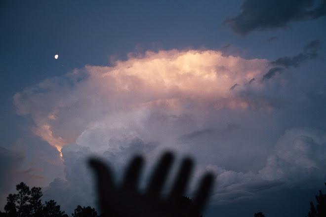 le doy la mano al viento