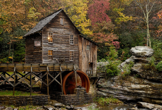 Image result for grist mill