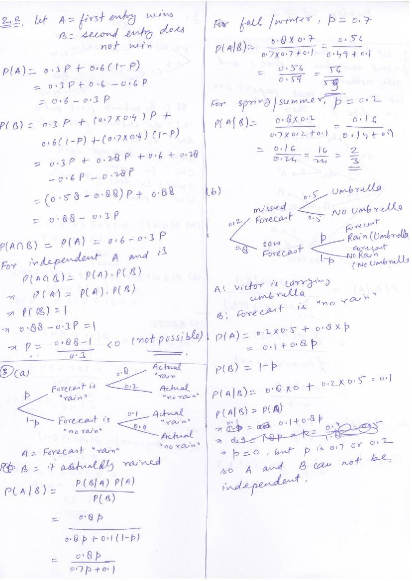 Mechanics: Momentum and Collisions