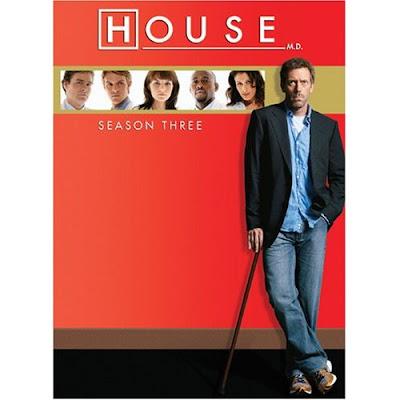 House Season Three DVD