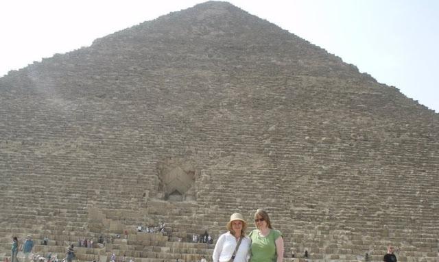 Egypt as Edmonton