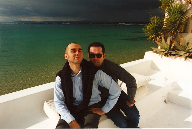 Hugues and Cyrille, Tunisia
