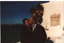 Hugues & Melissa, Tunisia, 2000