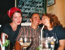 Melissa, Hugues, Weez, Paris