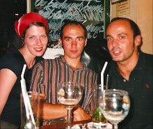Melissa, Hugues, Costas, Paris