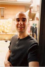 Hugues @ Gabriel's, Roma, Sept. 2001