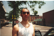 Hugues before Jones Beach, Williamsburg