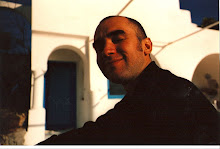 Hugues in Tunisia, Jan 2000