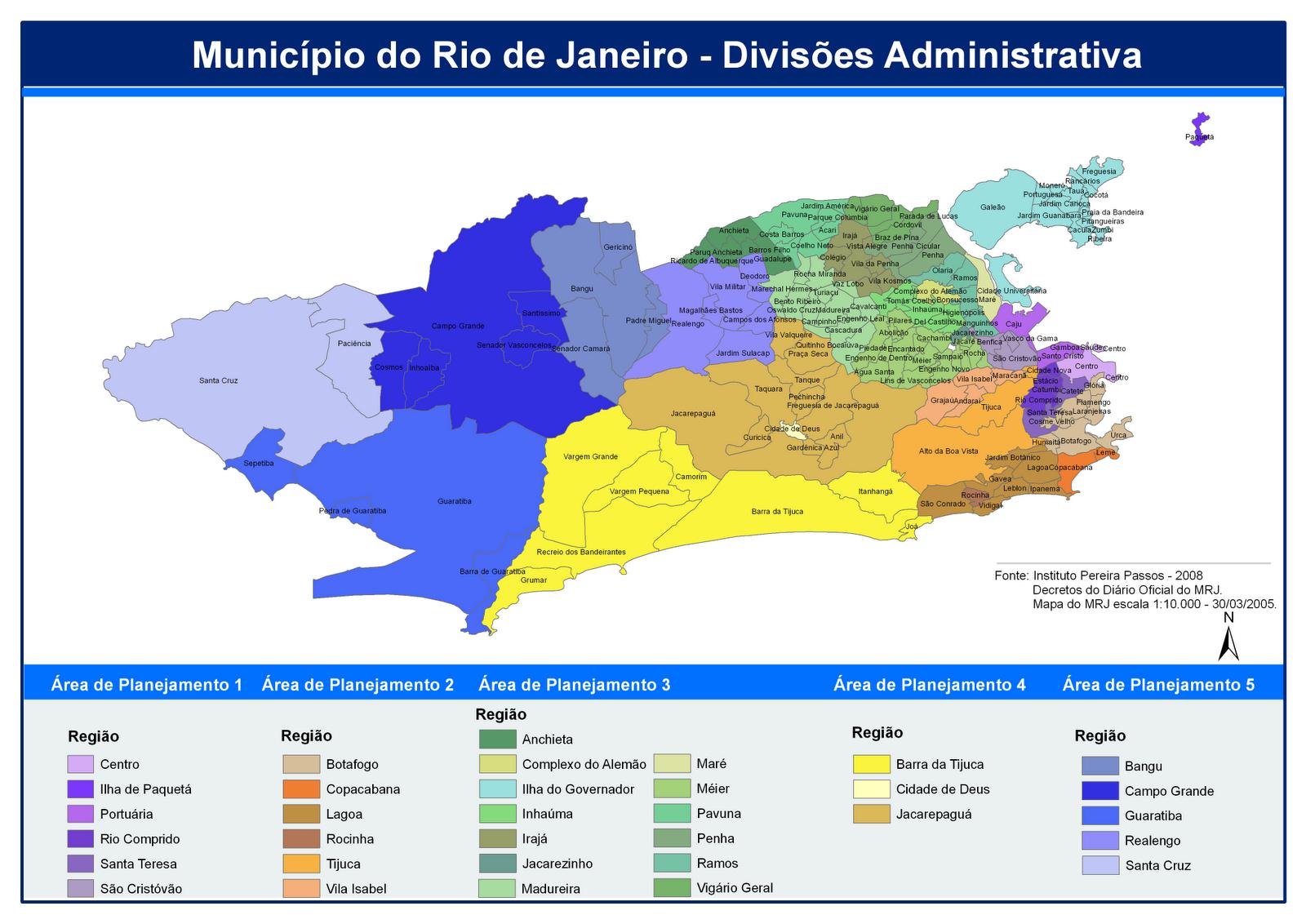 Rio De Janeiro Mapa Bairros.Mapa Ambiental Bairros Do Rio De Janeiro Shapefile E Kml