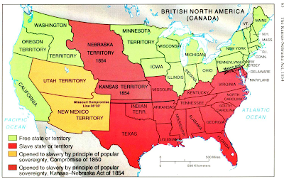 Quilting a Nation Causes of the Civil War