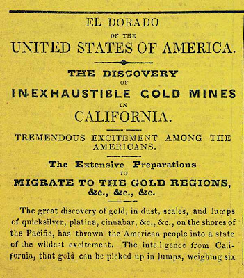 pictures of gold rush california. California Gold Rush