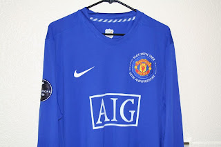 new product 43190 0d408 The Football Kit Room: 2008-09 Manchester United Kits