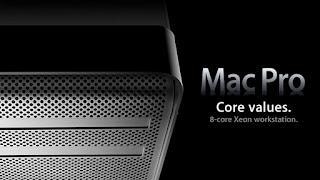 mac pro, 8 core, 8 coeurs