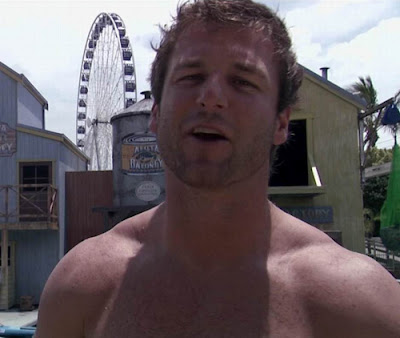 hairy chested blonds dave salmoni