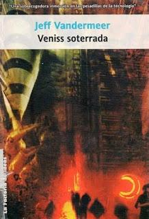 Veniss soterrada – Jeff Vandermeer
