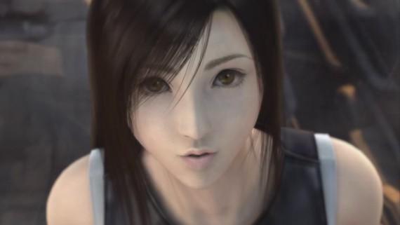 2932x2932 Tifa Lockhart Final Fantasy Artwork Ipad Pro: Kwaderno Ni Kiko: Tifa Lockhart: Sexiest Female Video Game
