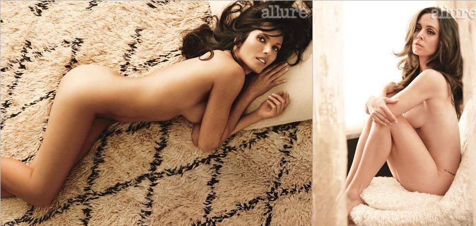 Eliza Dushku Naked Allure 79