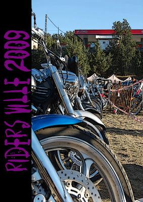 Comic del Riders Ville 2009 en Navacerrada