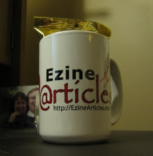 Ezine Articles Mug