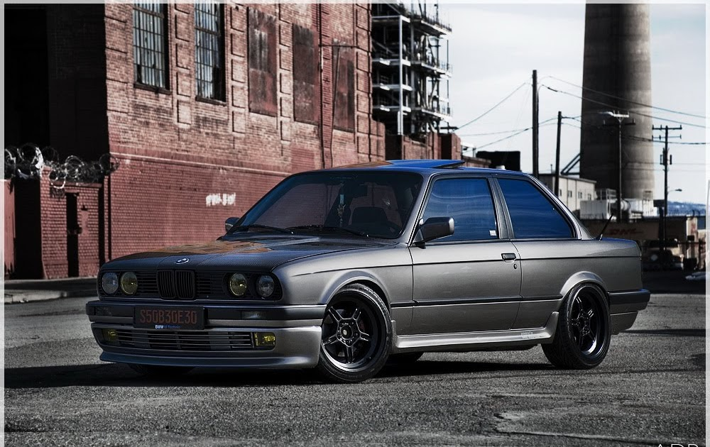 Bmw E30 Cars Very Well Tuning E30 S50