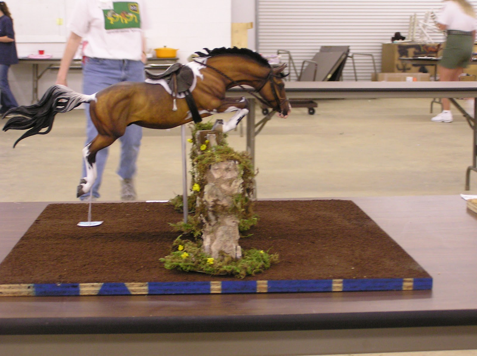 Baker County 4 H Traditional Model Horse Jump Props