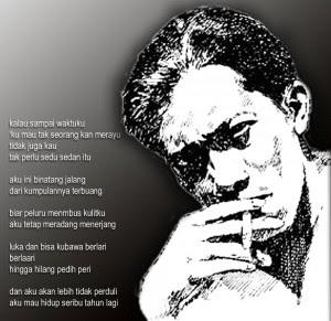 Eko Marwanto Biografi Singkat Chairil Anwar