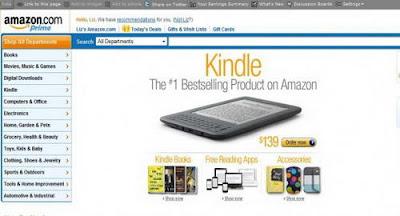 Amazon 560x275 10 Situs yang paling Berpengaruh Mengubah Kebiasaan Manusia