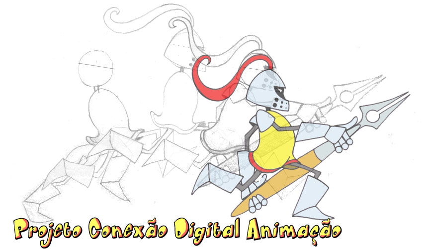 Projeto Conexão Digital - Animação