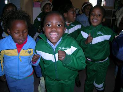 bambini delle township