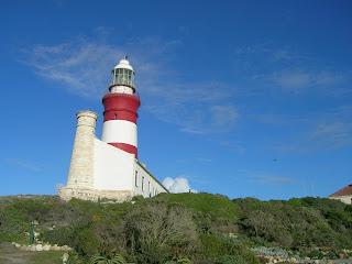 Faro di Cape Agulhas