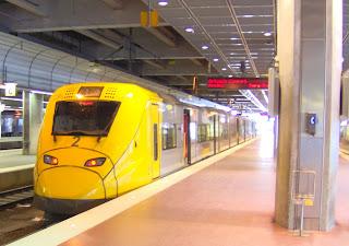 treno aeroporto stoccolma