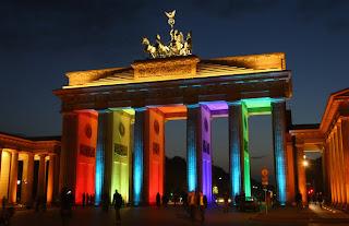 Berlino festa delle luci