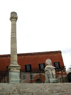 colonna via appia