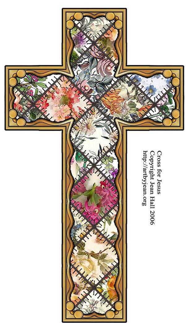 religious clipart easter cross - photo #20