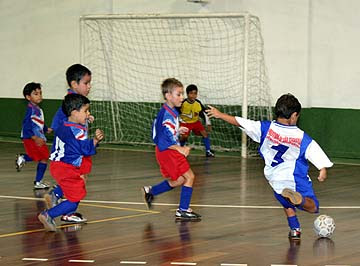 could futsal change the way young footballers play the