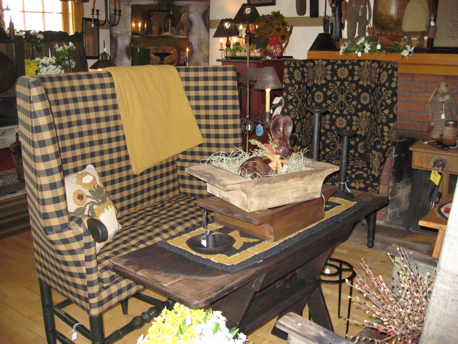Country Primitives Home Decor
