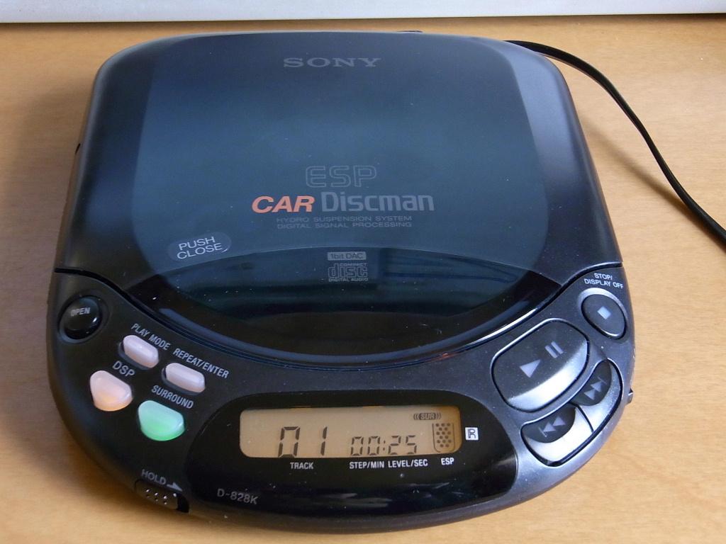Auto Resume Cd Player Mp3 Mini Radio Wiring Harness For Model Cdm 7874 Tabletop Audio Cdsony Car Discman D