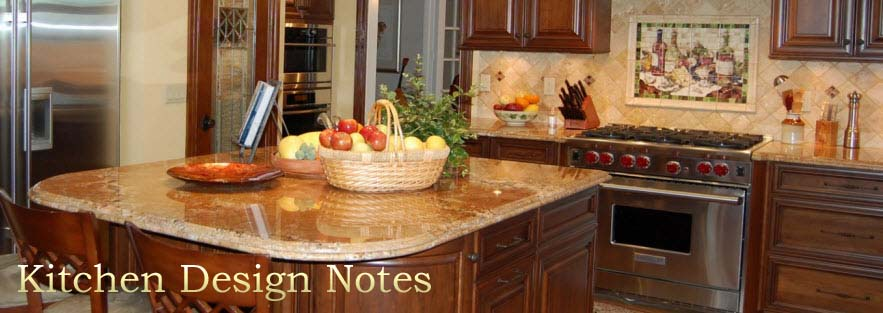 Kitchen Design Notes