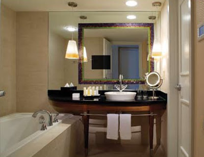 Caesars Palace, Las Vegas, a world class luxury resort, recently refurbished the Forum Tower Suites.