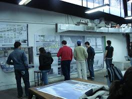 Exposicion en el taller