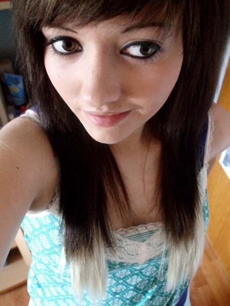 Strange Michele39S Gallery Scene Emo Hairstyles Hairstyles For Women Draintrainus