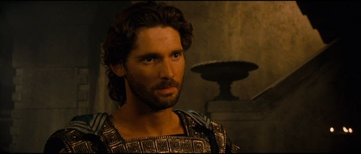 Swords and Sandals Eye Candy Eric Bana in Troy