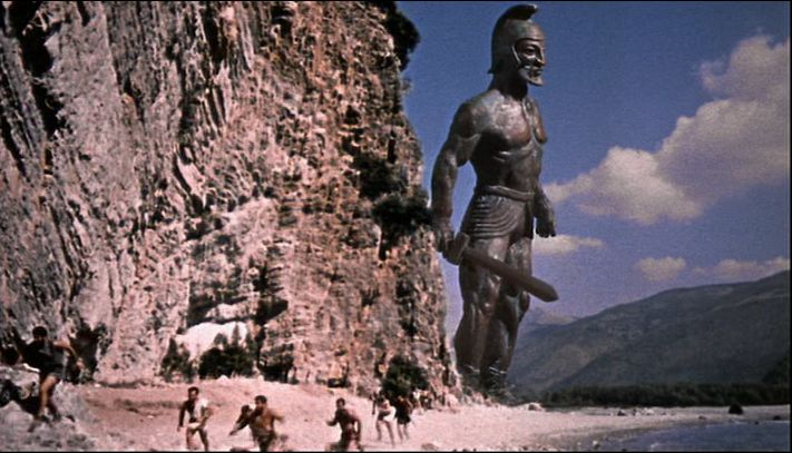 Swords And Sandals The Creatures Of Jason And The Argonauts