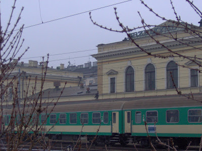 travel kyiv przemysl fast train