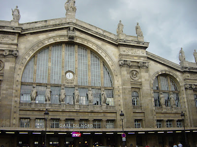 railway stations france paris gare du nord. Black Bedroom Furniture Sets. Home Design Ideas