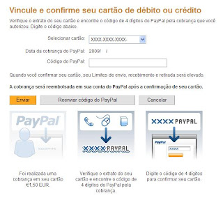 Paypal mbnet
