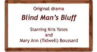 Blind Man's Bluff sign