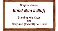 Blind Man's Bluff sign