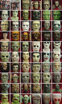 horror masken dravens tales from the crypt. Black Bedroom Furniture Sets. Home Design Ideas